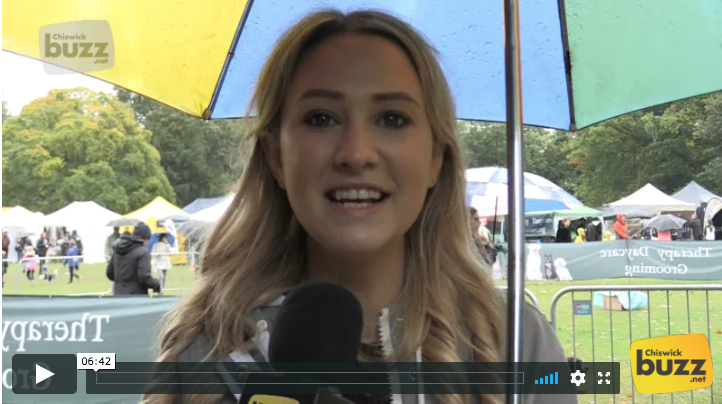 Chiswickbuzz on the 2018 show - Click here to check out coverage of the 2018 show by Chiswickbuzz.