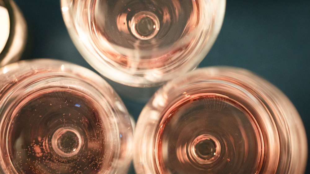 """This image reminds me of a famous line that Ali shares with new tasters - """"before you are 6 glasses..."""""""