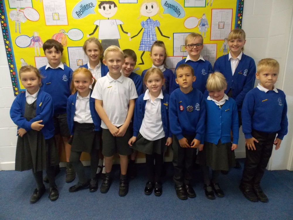Castlewood School Council 2017/2018 -