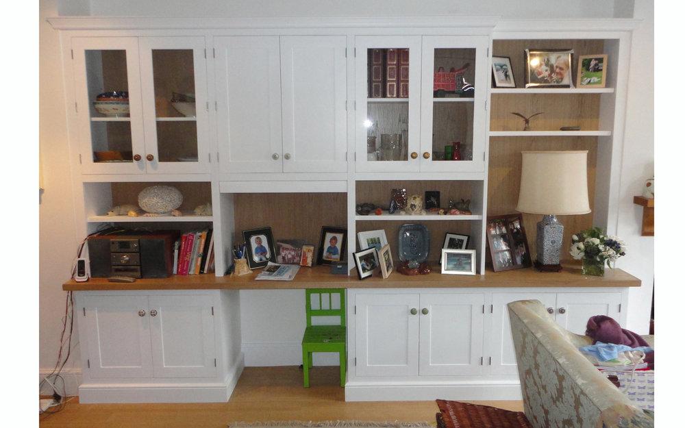 Lounge Display Unit