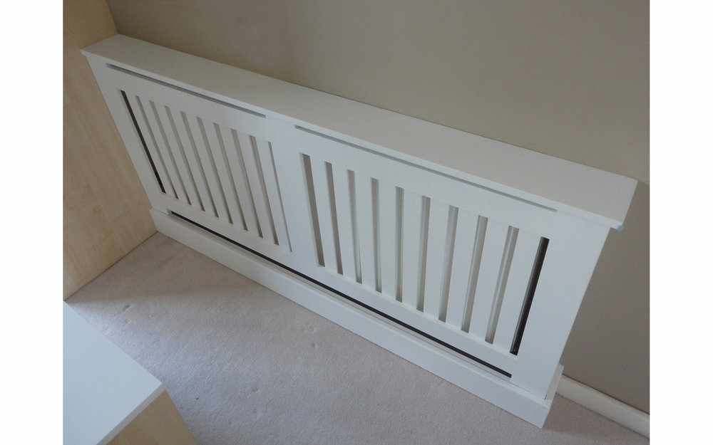 Long Radiator Cover