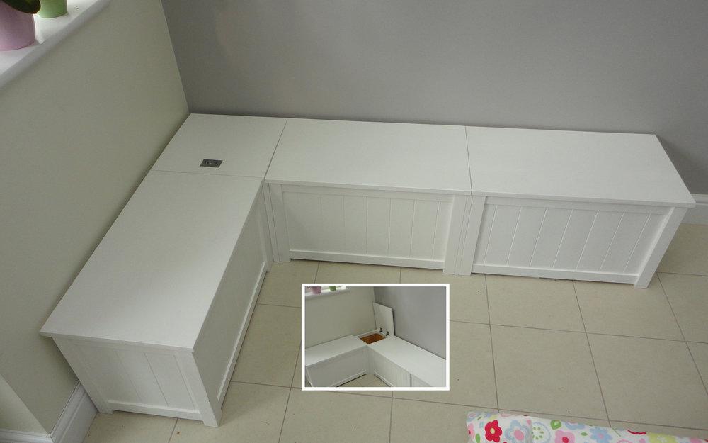 Kitchen Corner Bench Seat