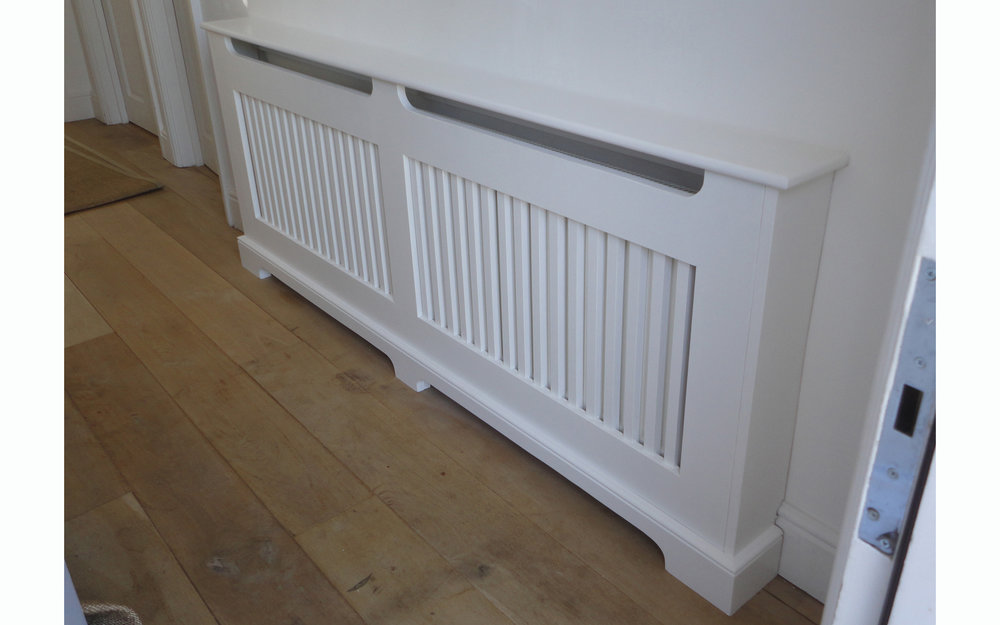 Slim Radiator Cover
