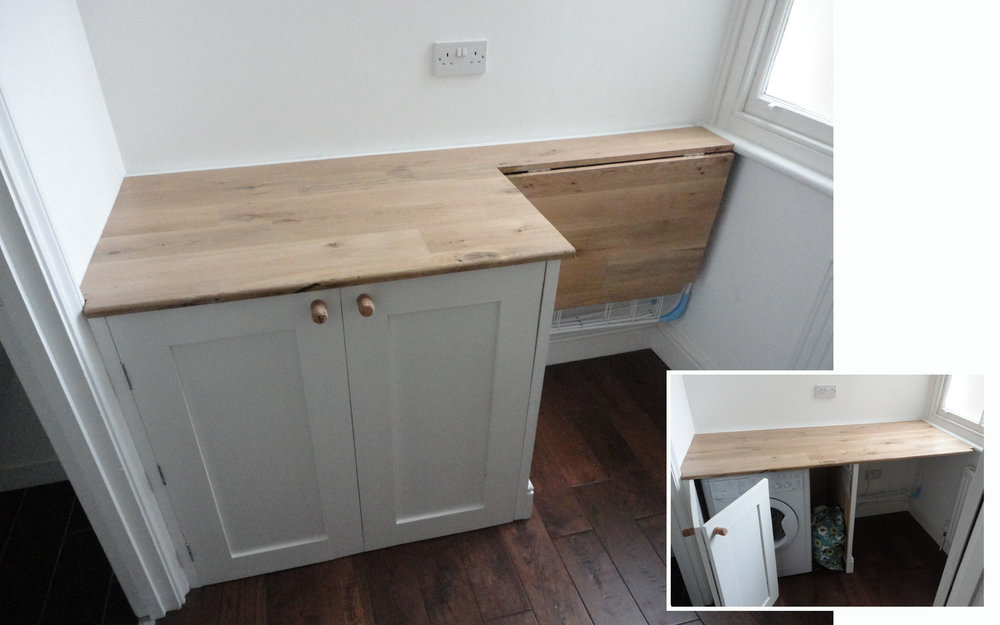 Utility Room Cabinet