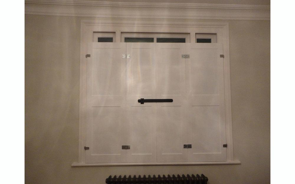 Georgian Window Shutters