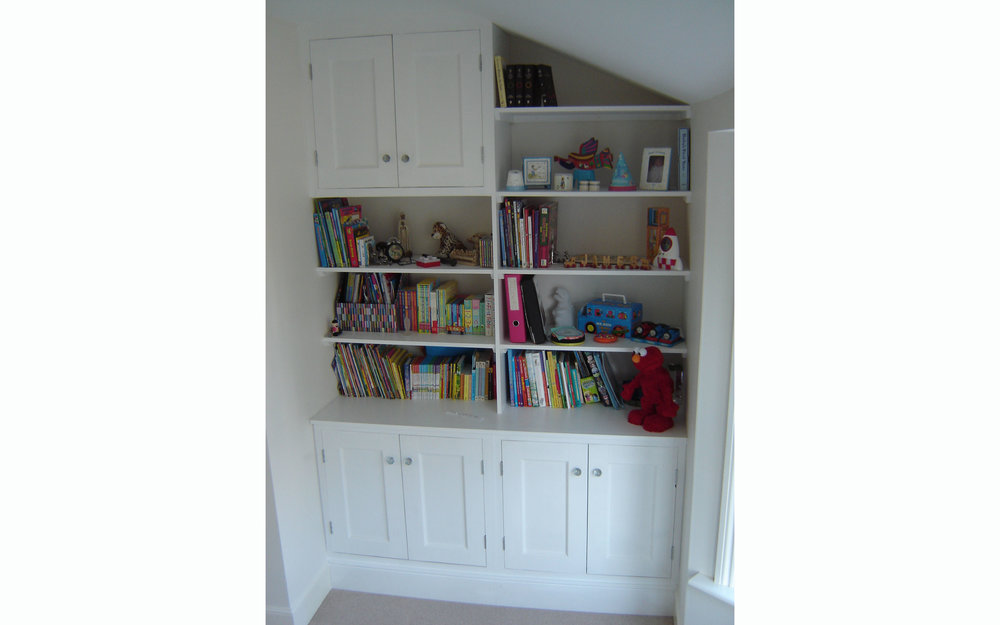 Bedroom Storage and Shelving