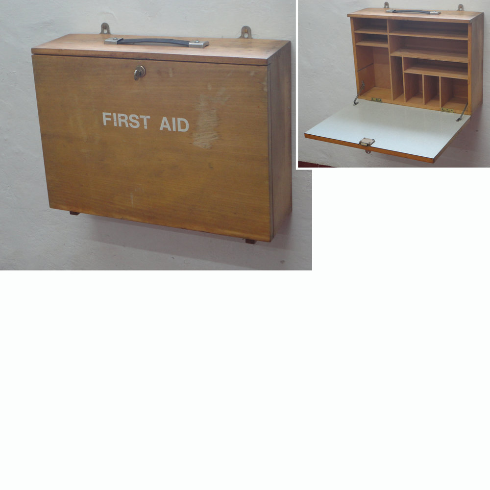 First Aid Box £50