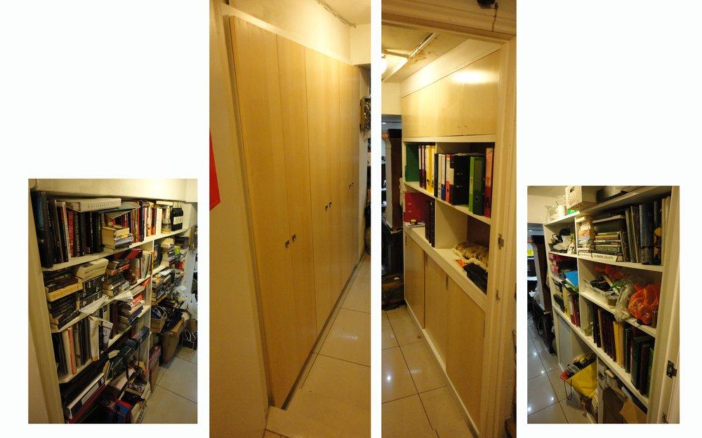 Office Corridor Storage