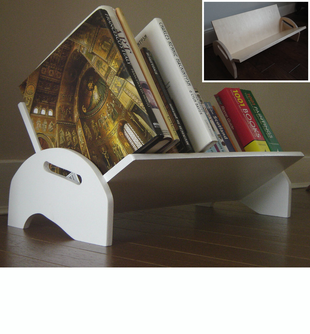 Bookshelf £40