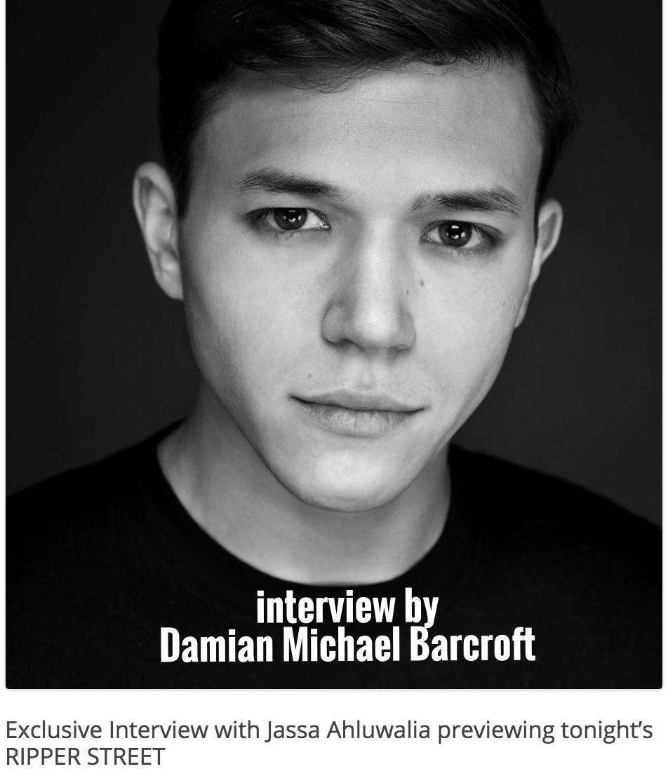 Interview by Damian Michael Barcroft