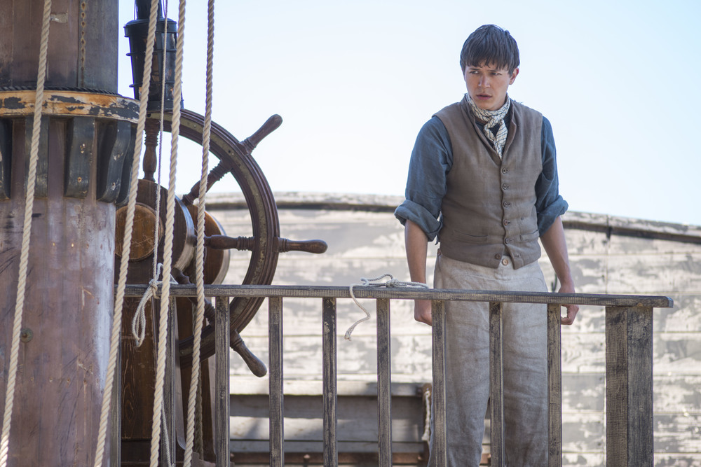 As Owen Coffin in THE WHALE