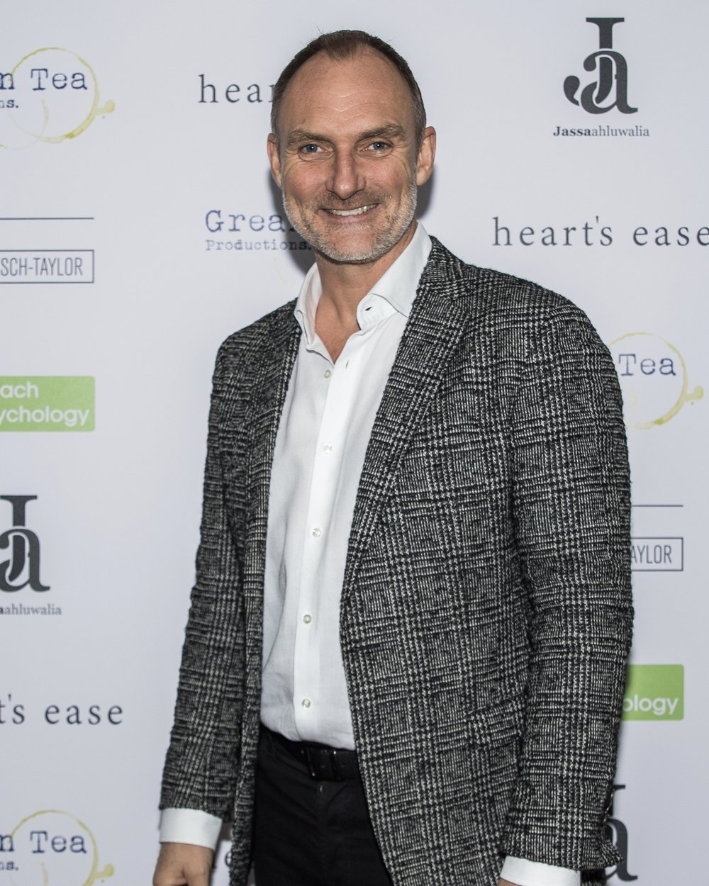 Tyrone Walker-Hebborn attends the cast and crew screening of Heart's Ease.