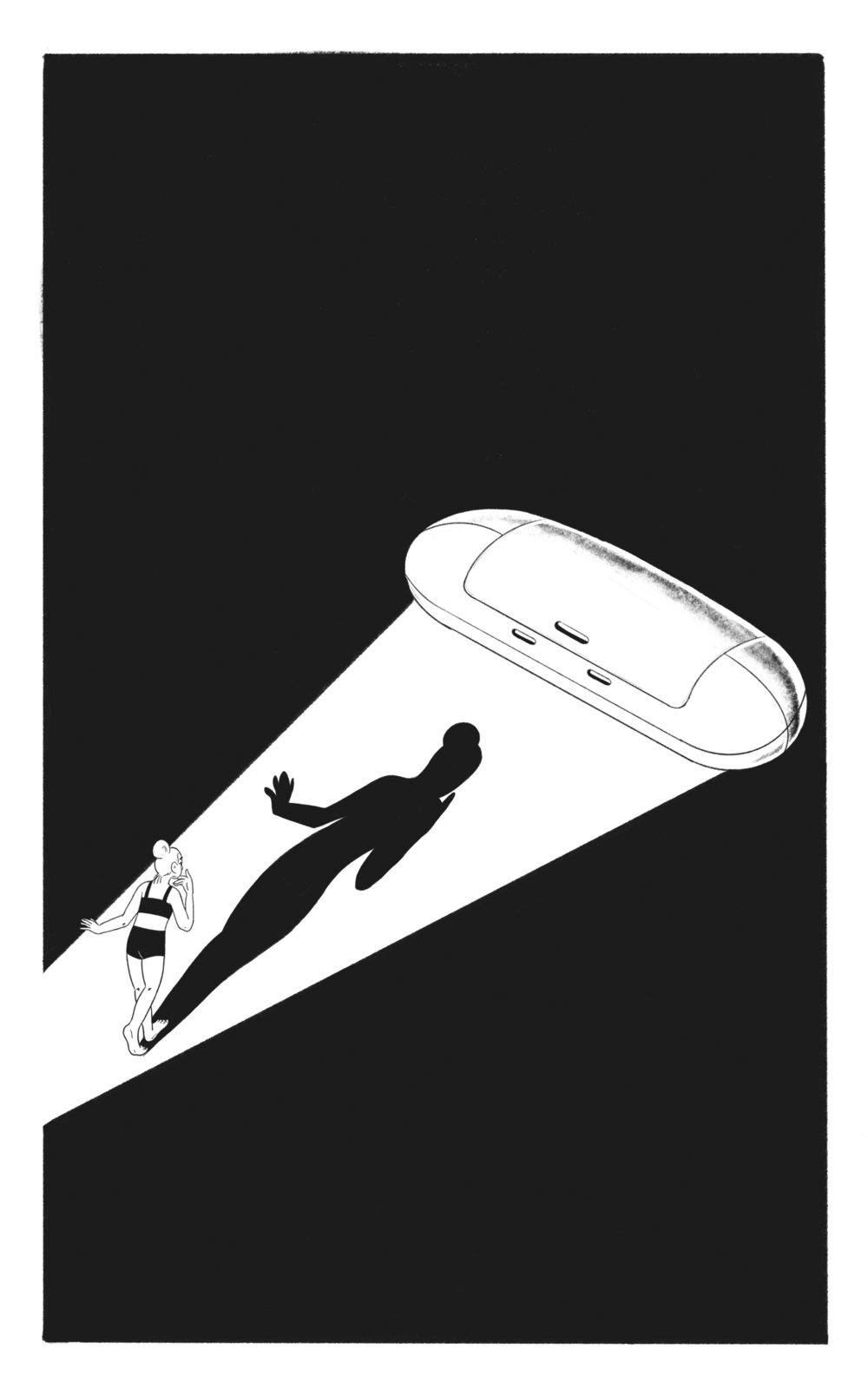 'Float Land', EVENT Magazine, 2018.