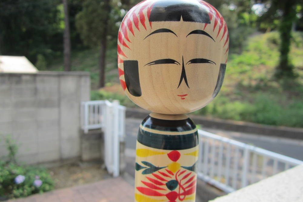 kokeshi-traditionnelle