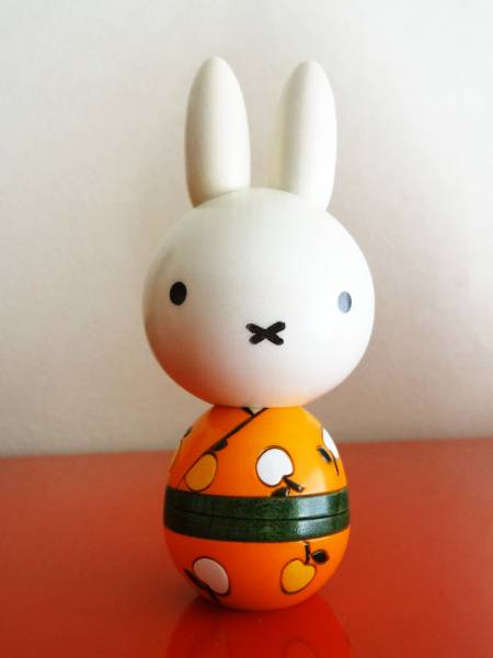 Kokeshi lapin Miffy