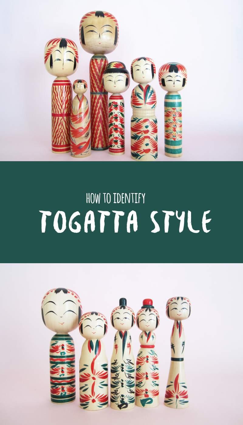 Togatta-Kokeshi