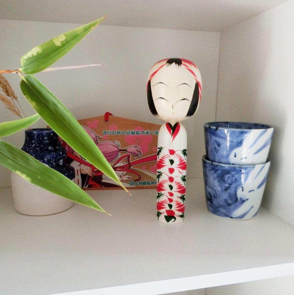 New maker in the shop! - Les toutes premières poupées de Wagatsuma Noboru