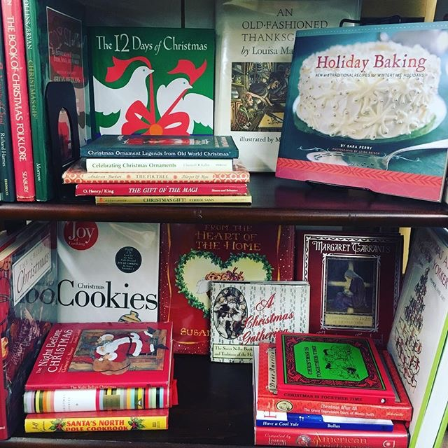 holiday themed books