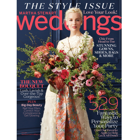 martha stewart wedding planner