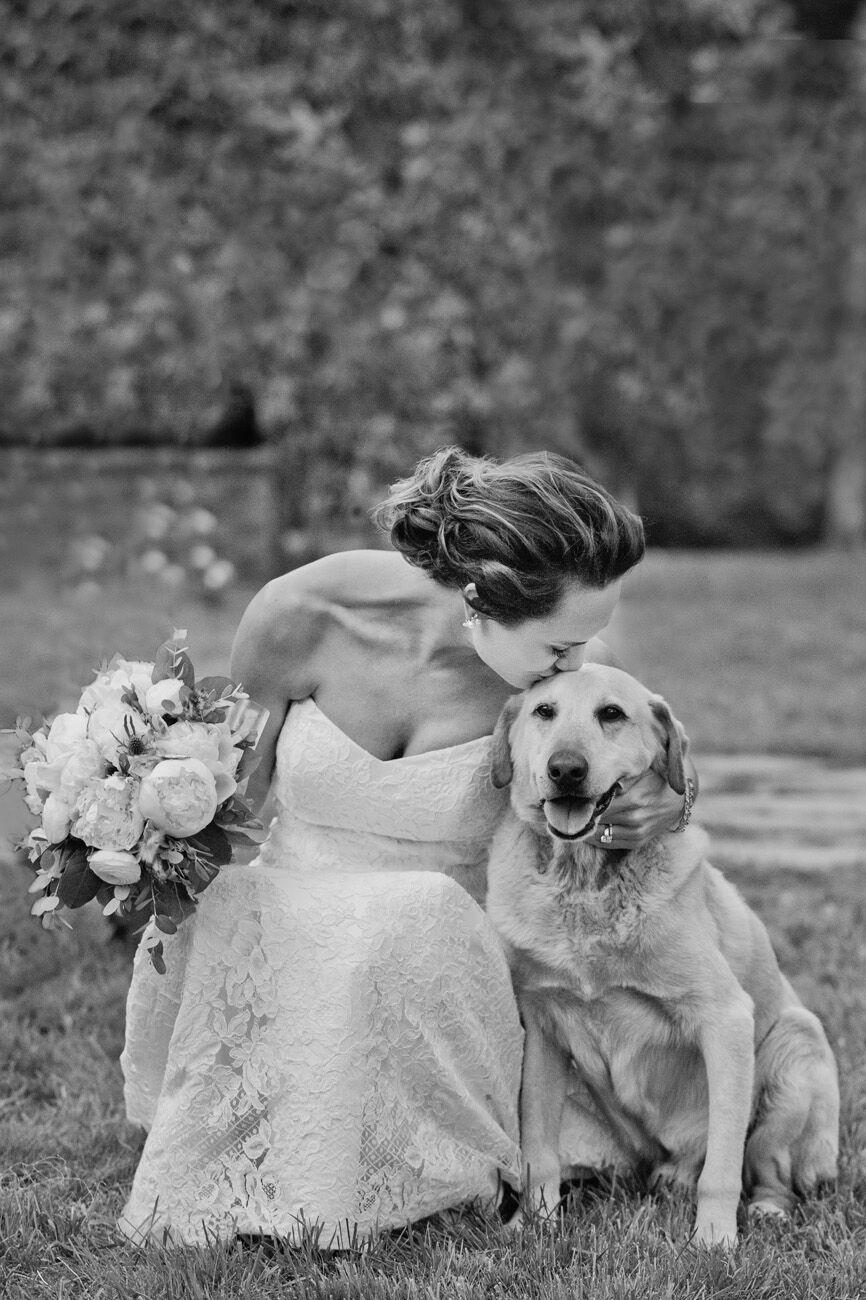 5 Fete Nashville best wedding planner dog photo.jpg