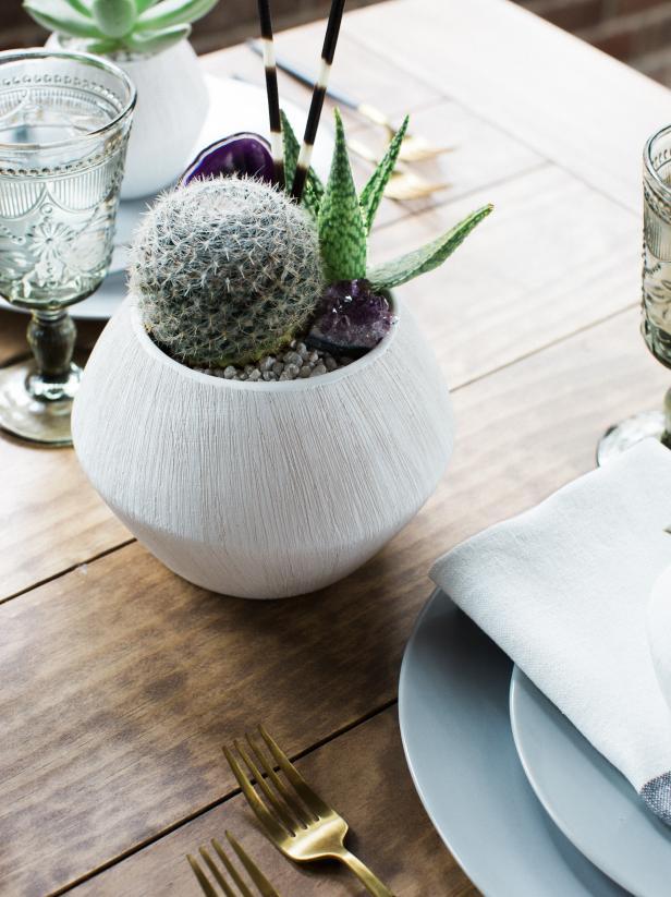 8Succulents farm tables geodes fall weddings.jpeg