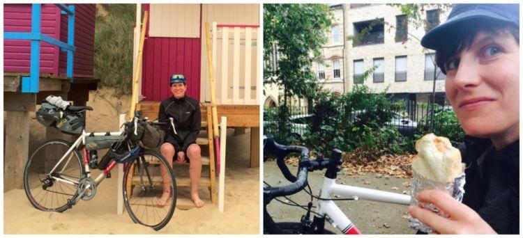 Bersepeda kemanapun
