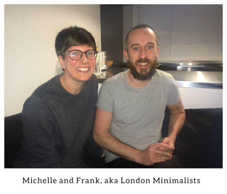 Michelle & Suami