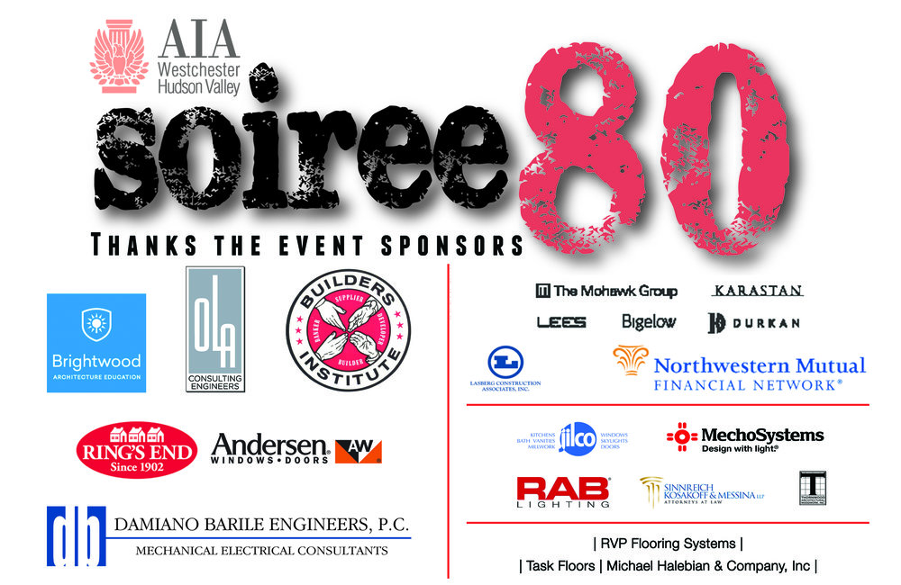 Thank you to our event sponsors!!!