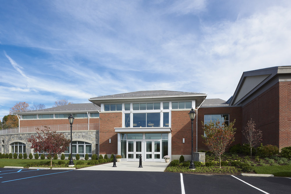 High Honor   Trinity Pawling School, Smith Field House  Pawling, NY   KG+D Architects, P.C.