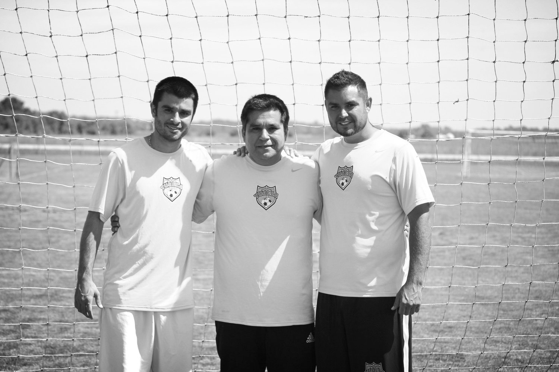 The Tudela Family — Tudela Soccer