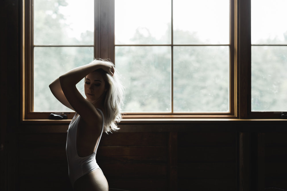 Northern VA Boudoir Photographer | Kate Juliet Photography