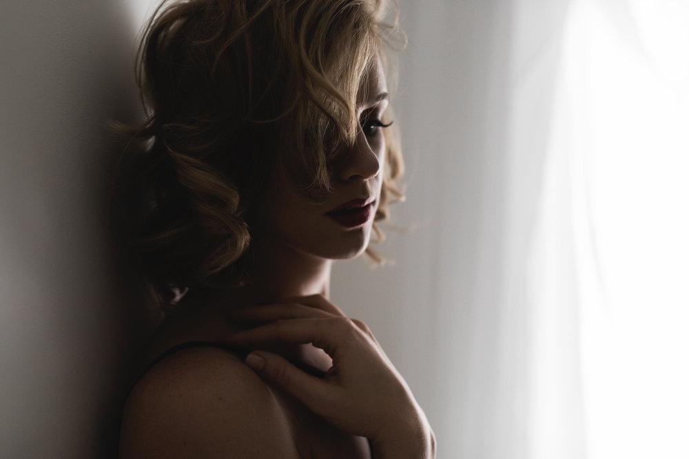 Ashburn VA Boudoir Photographer | Kate Juliet Photography