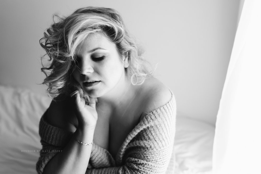 Washington DC Boudoir Photographer | Kate Juliet Photography
