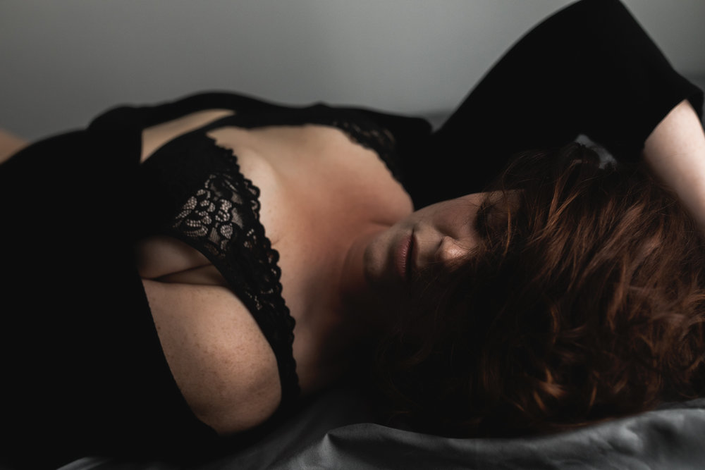 Sterling and Loudoun County VA Boudoir Photographer | Kate Juliet Photography
