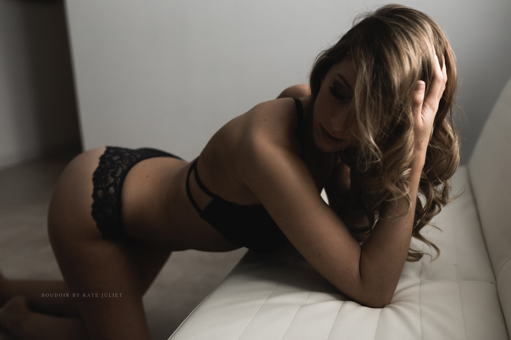 Fairfax VA Boudoir Photographer | Kate Juliet Photography