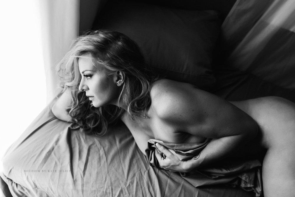 Northern VA Photographer | Boudoir by Kate Juliet