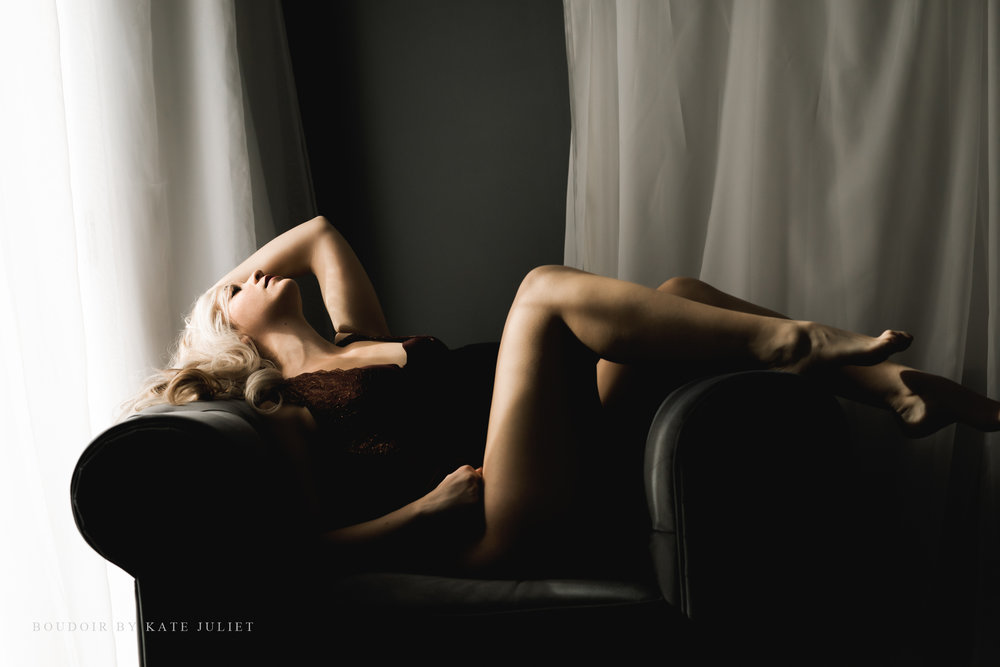Loudoun County Photographer | Boudoir by Kate Juliet