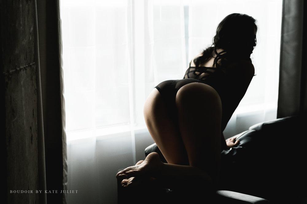 Washington DC Photographer | Boudoir by Kate Juliet