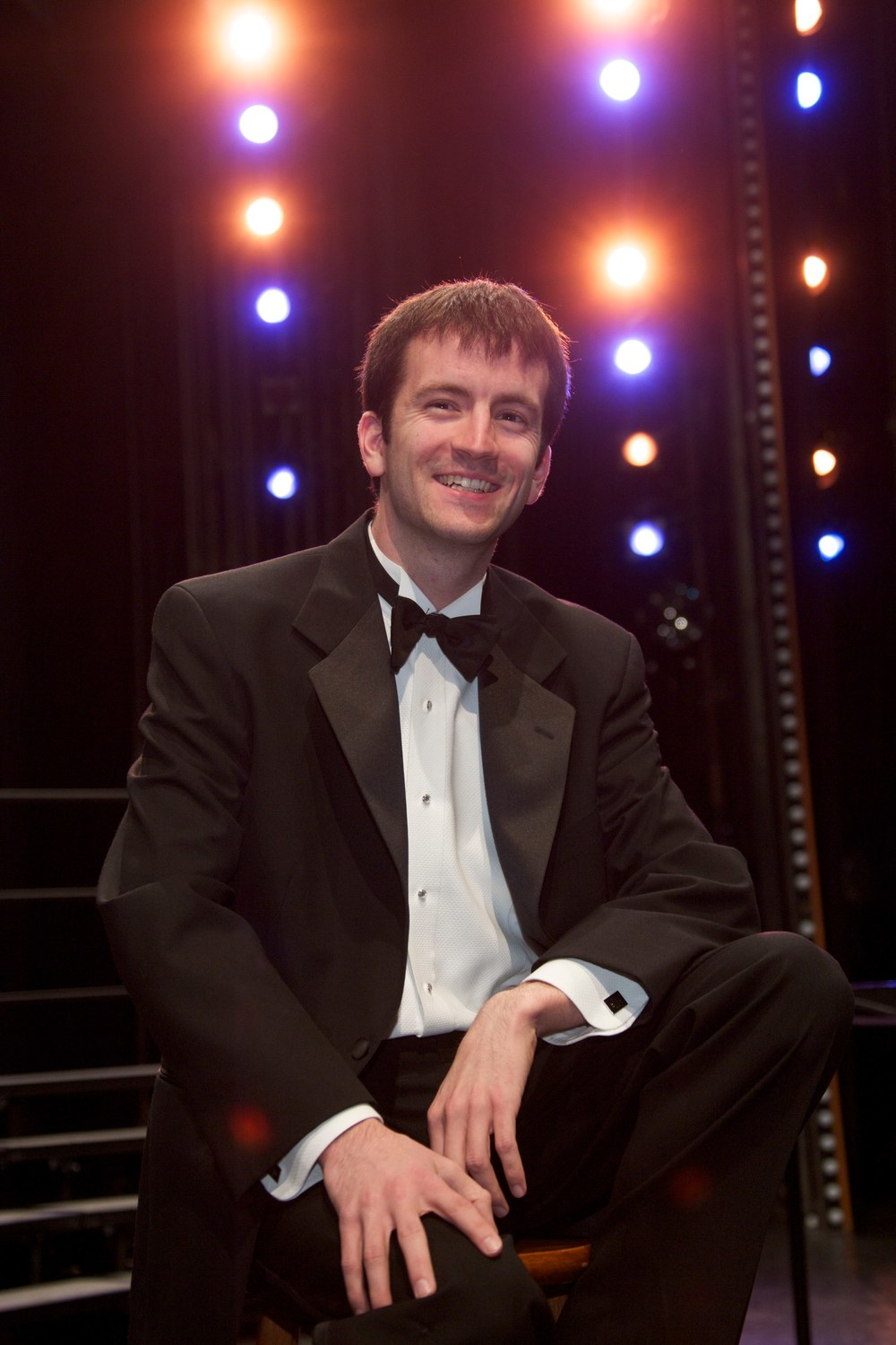 Ben Henri,  Vocal Music Director