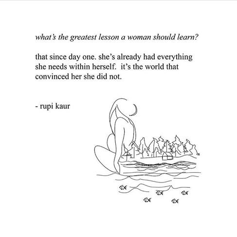 Image courtesy of @rupikaur_