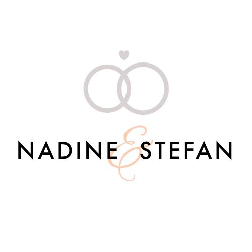 Nadine & Stefan (Wedding/Hochzeit Logo)