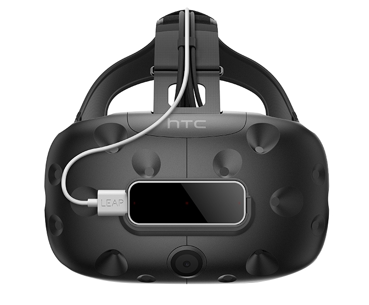 HTC Vive's room-scale tracking is benificial for other VR applications