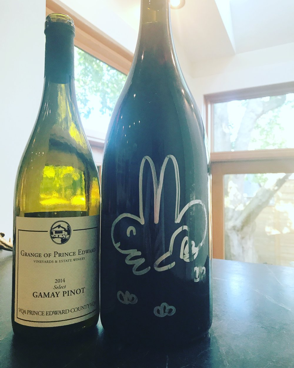 The Grange of Prince Edward County Bunny Wine Gamay/Pinot Noir 2014