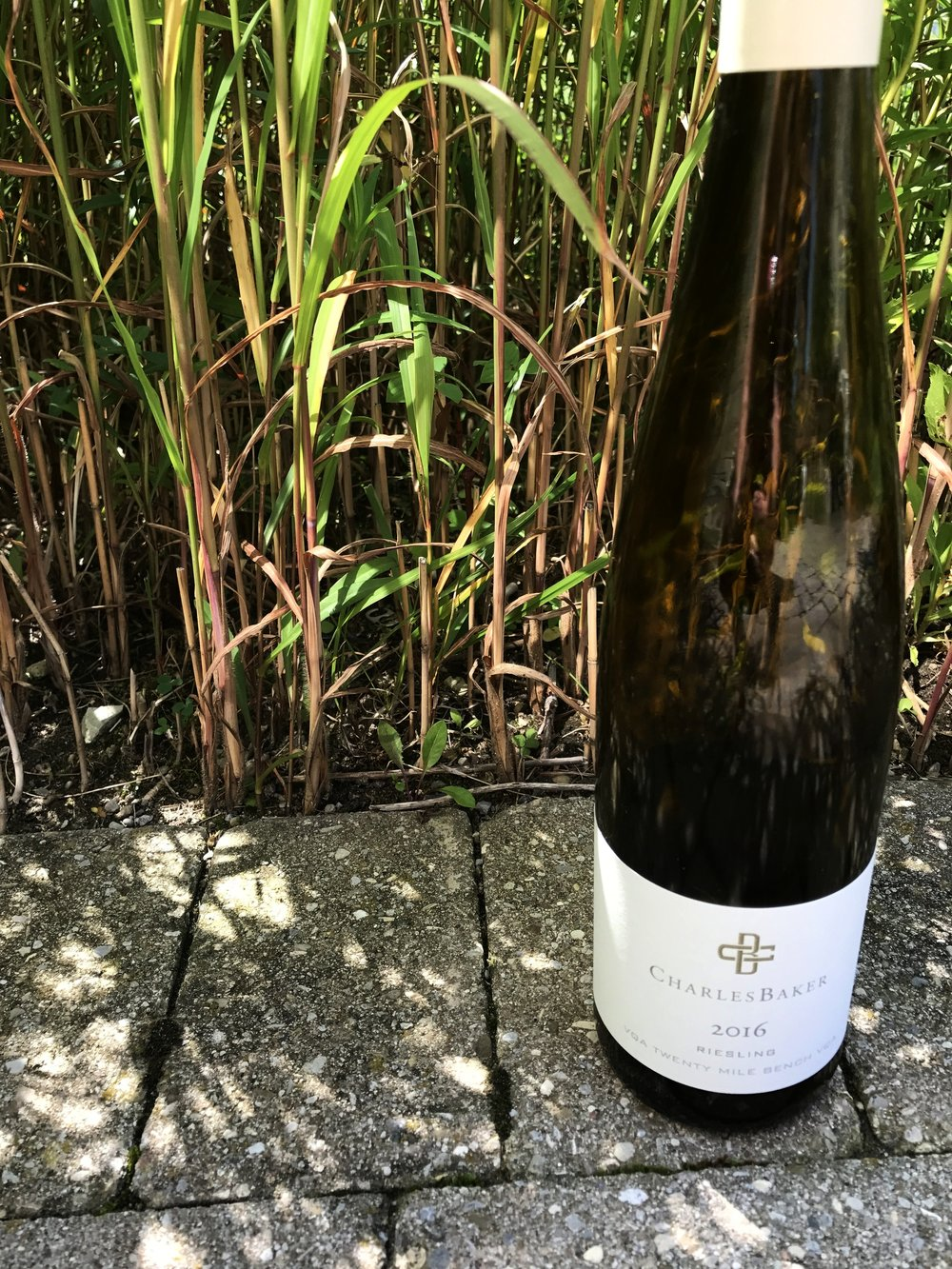 Charles Baker Ivan Vineyard Riesling 2016 Review