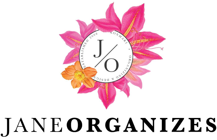 Jane Organizes: The Magical Marie Kondo Way
