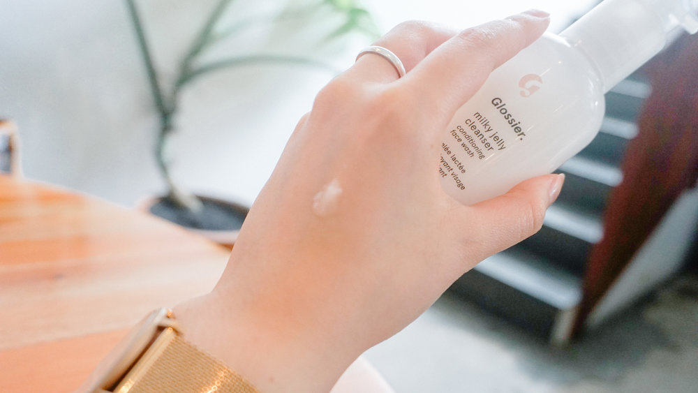 Milky Jelly Cleanser