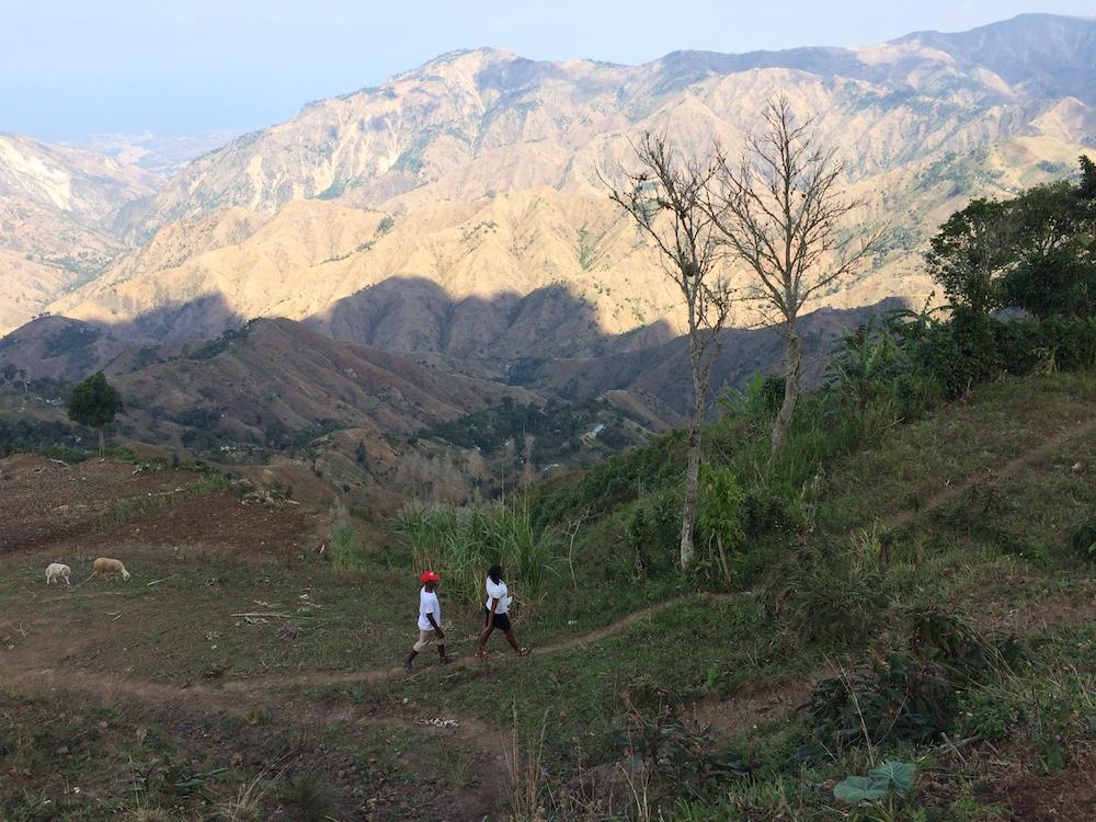 Haiti Scenery
