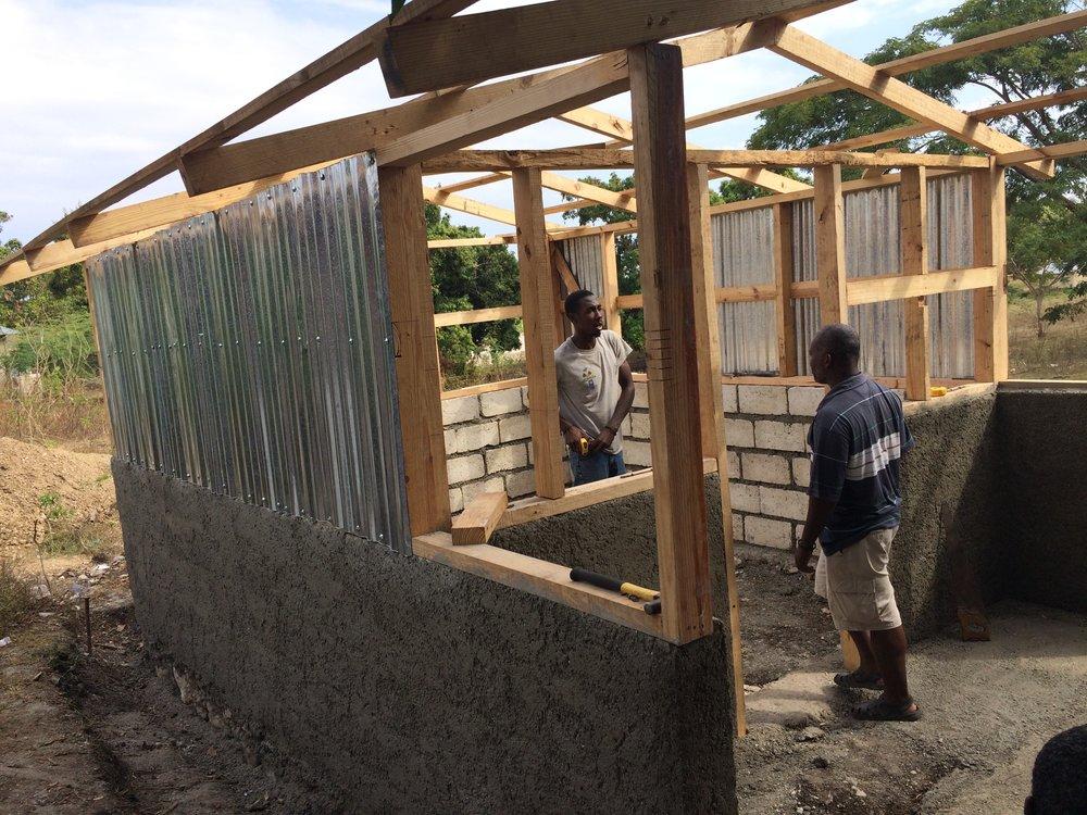 Building four more hurricane homes