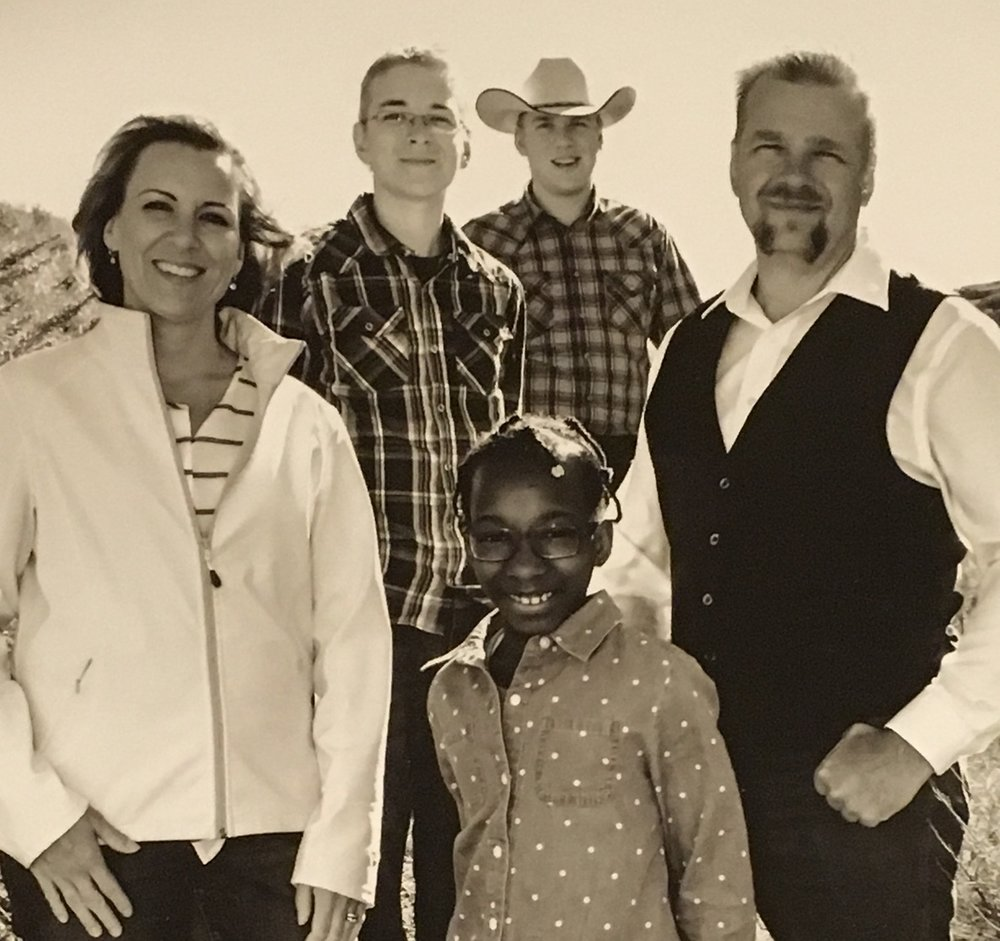 Bill & Rhea-Lynn Anderson Children's Village Coordinators