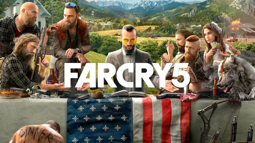 Far Cry 5 Soundtrack